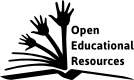 Open Educational Resource logo