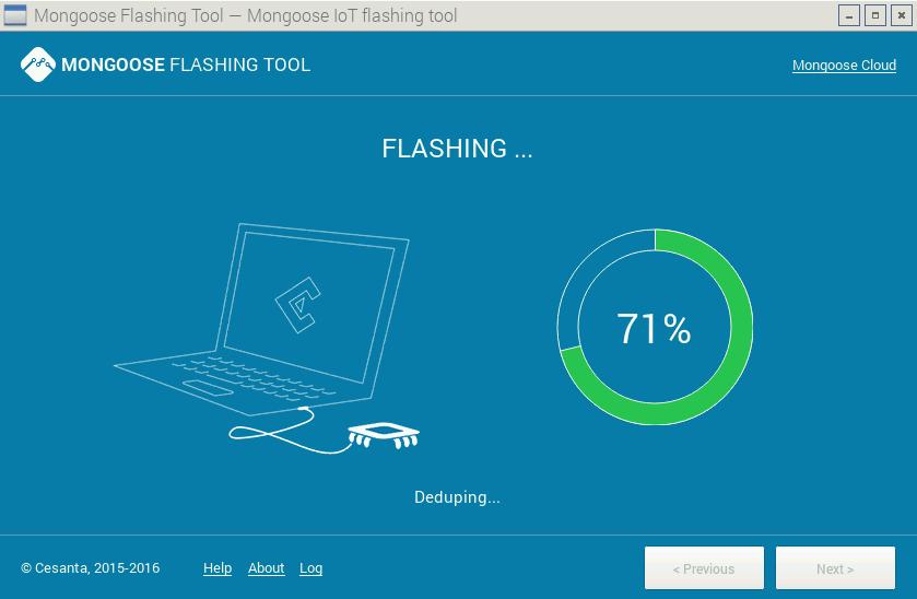 MFT - Flashing the Firmware