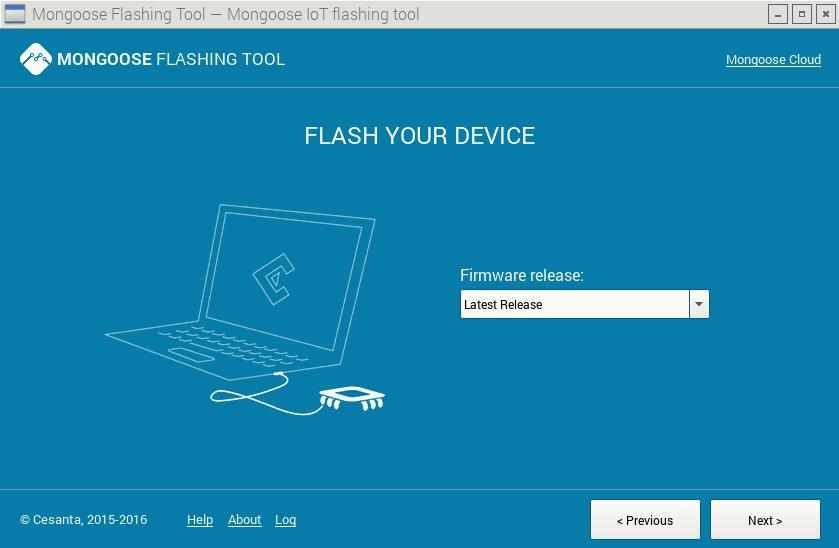 MFT - Select Firmware