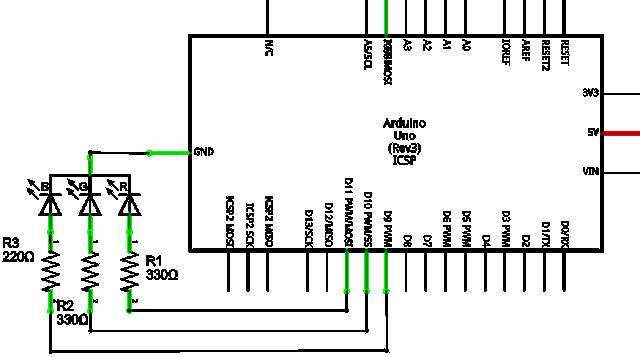 Arduino UNO Schematics
