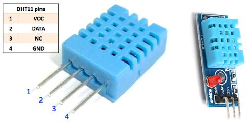 DHT11 Sensors